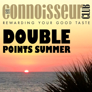 Michael's Double Points Summer